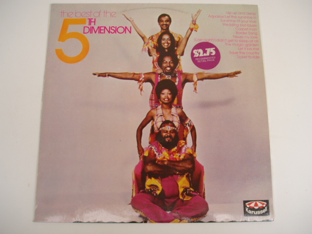 The-Best-Of-The-5th-DIMENSION-Australian-pressing-LP