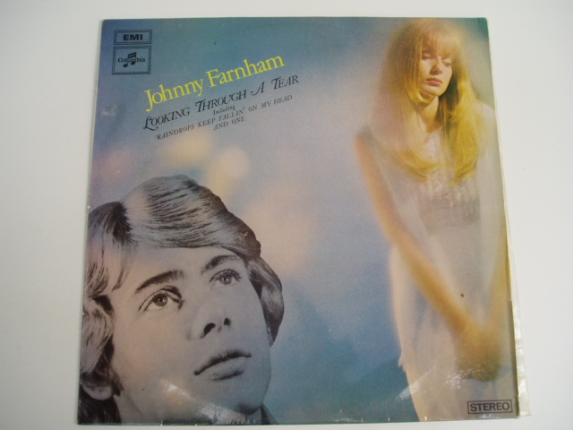 JOHNNY-FARNHAM-LOOKING-THROUGH-A-TEAR-1970-OZ-LP