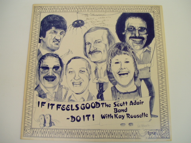 SCOTT-ADAIR-BAND-IF-IT-FEELS-GOOD-DO-IT-RARE-SIGNED